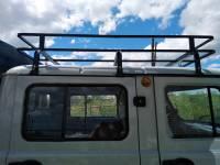 """Багажник """"Фермер"""" на УАЗ 39094 / 6 опор / 1,75м"""