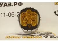 Фара светодиодная универсальная 90 Вт, противотуманная